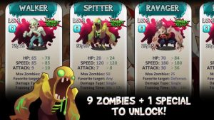 Swarm of the Dead iPhone Game