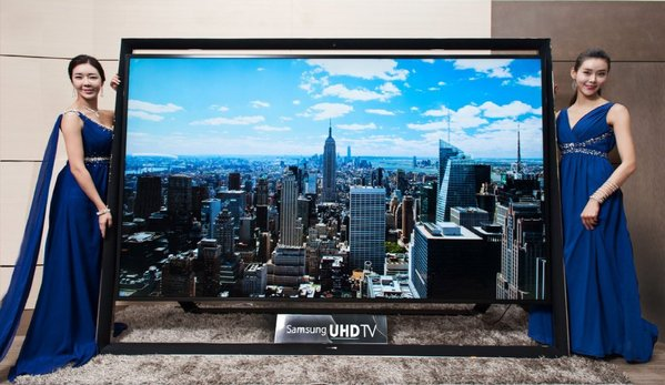 Samsung's $152,000 4K TV Made Available For Purchase