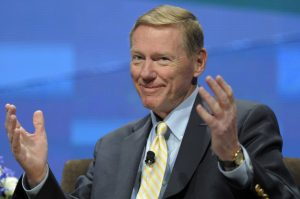 Ford's Mulally Not Taking Over Microsoft, Shares Slump