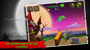Zombie Defense: Smash and Crash iPhone Game