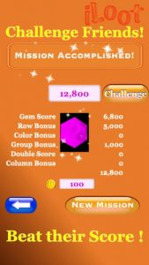 iLoot Jewels iPhone Game