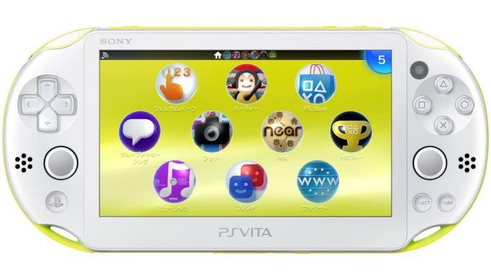 Playstation Vita Slim