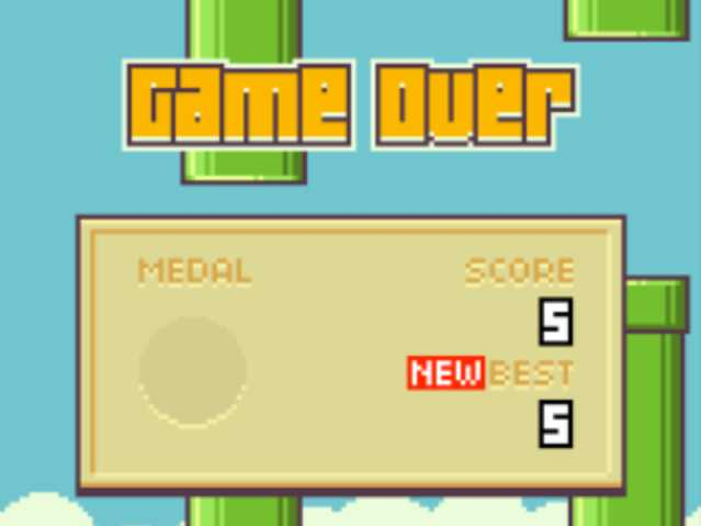 Flappy Bird's 'Addictive'-Nature Led To Removal