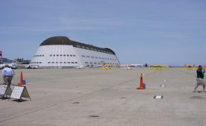 Google Wins NASA Lease, Will Take Over Moffett Field