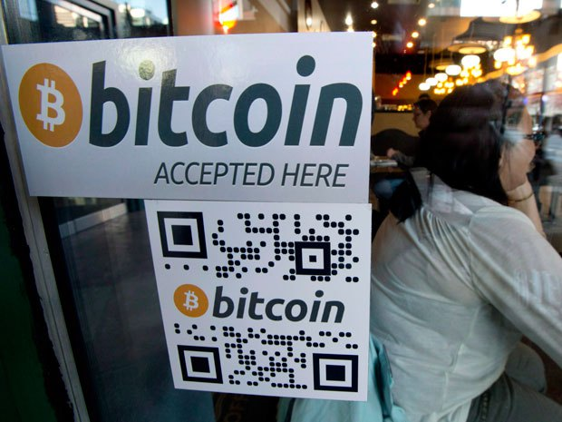 Bitcoin future accepted here