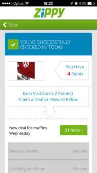 Zippy Australian shopping app