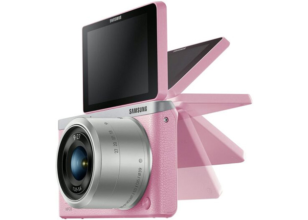 Super Slim Samsung NX Mini Camera Announced
