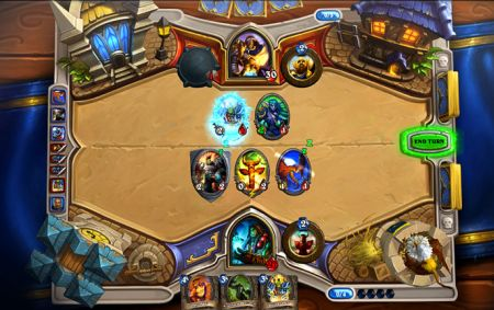 Blizzard Brings Hearthstone To The iPad
