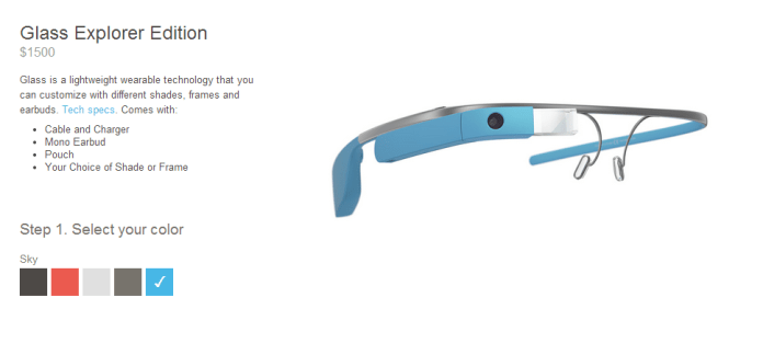 Do You Want Google Glass? Well, Anyone Can Buy It Now