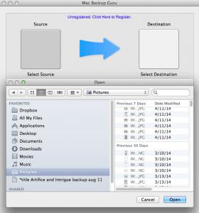 Mac Backup Guru Mac App