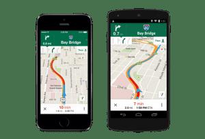 Google Maps App Gets Uber Integration