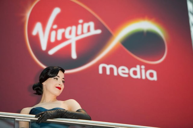 Virgin Media 'Quad-Play' Bundles Everything