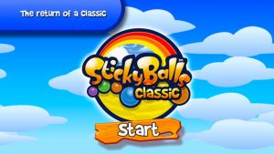 StickyBalls Classic iPhone Game