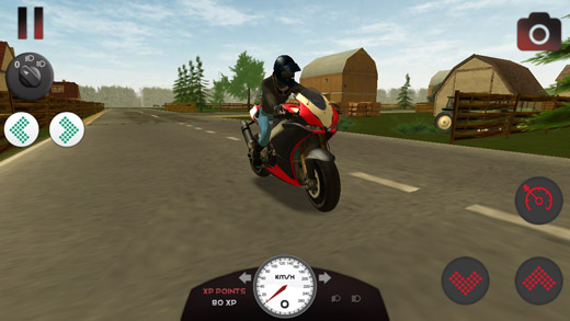 Motorcycle Driving School 3