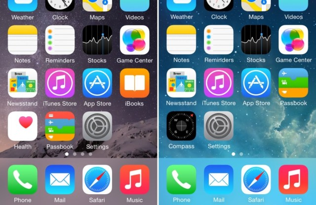 Whether it is for technical (ie crashing, balky apps, etc) or aesthetic reasons (ie 'cuz it sucks), there is a need to downgrade iOS 8 to iOS 7.1.2. Here is how to get that done.
