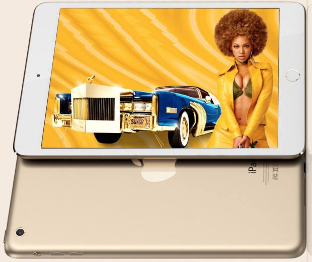 A funny thing happened along the iPad's Post PC road to world domination, it didn't happen or at least it hasn't happened yet. Enter the gold iPad Air?