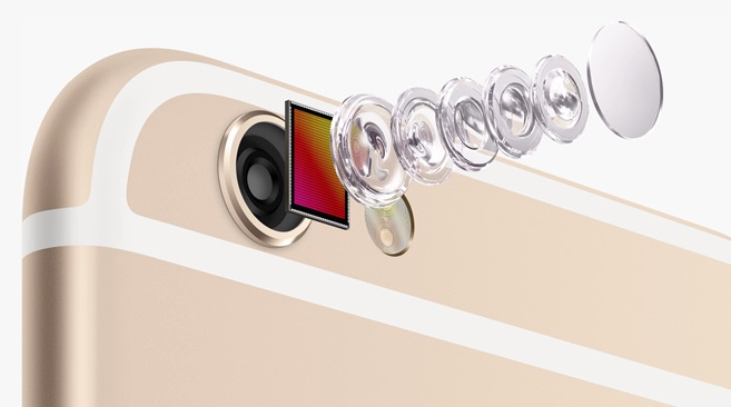 Apple's new in iPhone 6 sensor supports Focus Pixels and enables even faster autofocus — grabs those fast moving kids and pets and stops 'em!