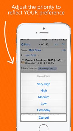 InboxMind Screen 3
