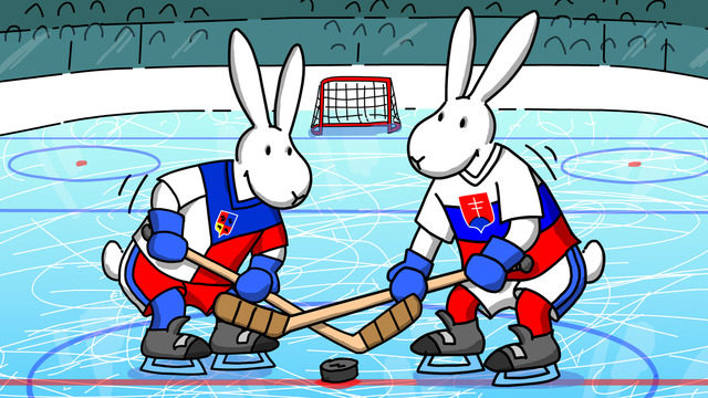 Bob & Botek Ice Hockey App