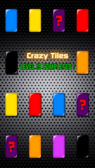 Crazy Tiles World App