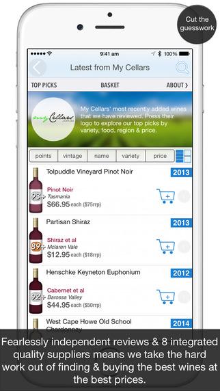 Wineosphere App
