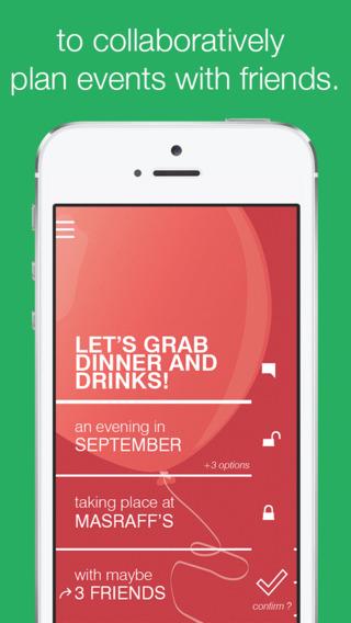 Fête iOS app review