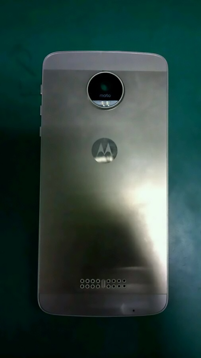 Motorola Leak: X4 or unknown 2016 Motorola?