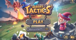 Heroes Tactics - title