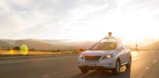 Self Driving Car- Google