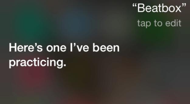Ask Siri To Beatbox