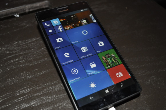 Lumia 950 and its apps