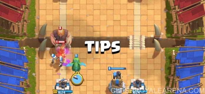 Clash Royale strategy