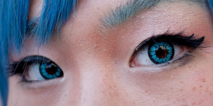 These High-Tech Contact Lenses Are Right Out Of Super Spy Movies