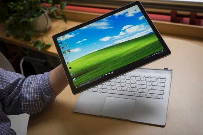 Microsoft Surface Pro 4 Vs the Surface Book