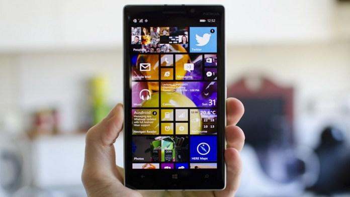 Windows 8.1 Upgraded to Windows 10 Phones