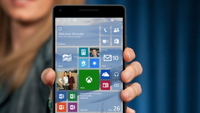 Windows Mobile Phone and Windows 10: Mobile Insider Preview Build 14356 Announced Yesterday