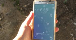 Galaxy S7 survives 2 hours in water
