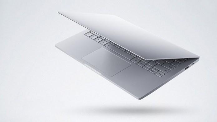 Xiaomi Mi Notebook Pro hardware specs reveal a quad-core CPU and powerful GPU