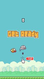Flappy Bird HD Gaming Wallpapers for iPhone 7