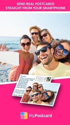 MyPostcard Postcard App 2