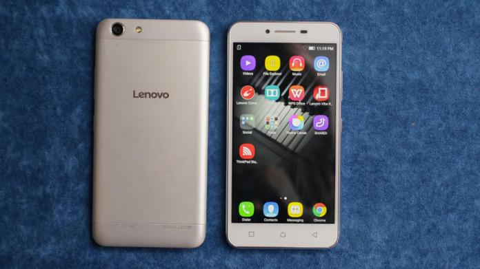 Lenovo Vibe K5 Note gets an update