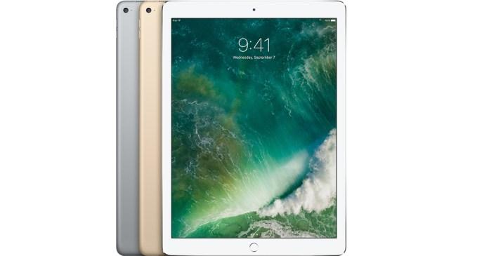 iPad Pro and iPhone
