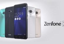 Asus ZenFone 3 Devices Set For Major Updates