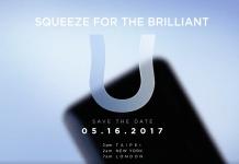 Image of the latest HTC U 11