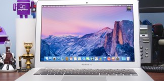 An Image of the MacBook Air 2017