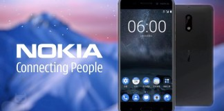 An Image of the Nokia 6