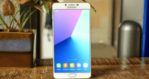An Image of the Samsung Galaxy C9 Pro