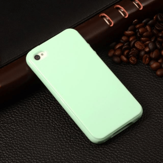 iPhone 4 Cute Candy Soft Silicone Case