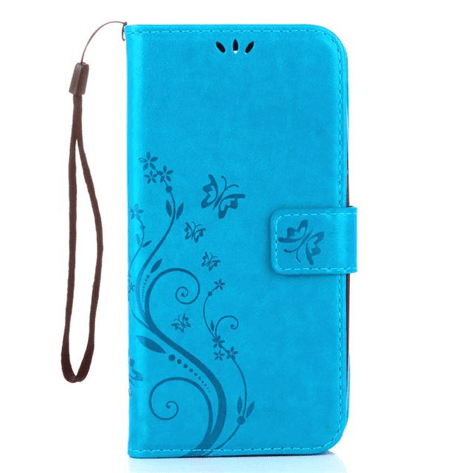 iPhone 4 Luxury Leather Wallet Case