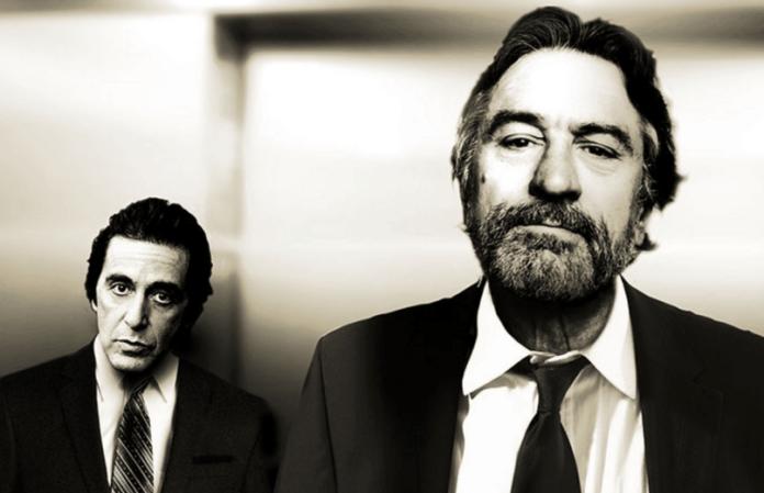 Al Pacino and Robert De Niro star in The Irishman